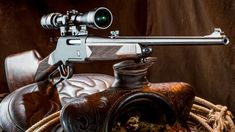 Henry's modernization of the lever rifle will help keep it a viable option for hunters far into the century. Lever Action Rifles, Guns And Ammo, Man Stuff, Cool Stuff, Bushcraft, Firearms, Ranger, Weapons, Hunting