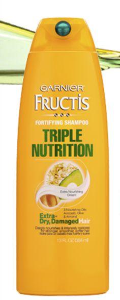 FREEbie:  Garnier Fructis Triple Nutrition!