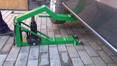 Гидравлический домкрат. hydraulic jack