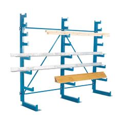 Cantilever Racking - Tapered Arms