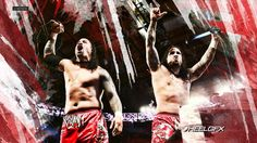 """2014: The Usos 4th WWE Theme Song - """"So Close Now"""" (w/ Siva Tau Intro) +..."""