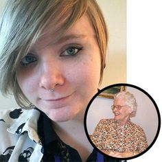One girl, 89 random acts of kindness: Teenager's Amazing Homage to Late Great-Grandmother | Healthy Living - Yahoo! Shine