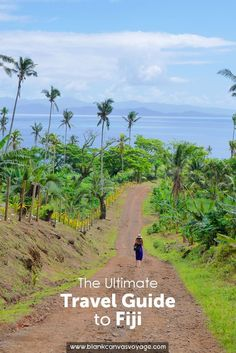Check our the Perfect Travel Guide To Fiji! How to stay within your budget, travel tips, points of interest and general information about this little gem int the south pacific.