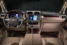 2017 Lexus GX 460 Interior