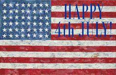 Happy Fourth of July! Xo Yumi Kim #flag #fourth #july #yumikim