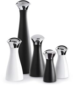 Signature Salt and Pepper Mills from Robert Welch have won prestigious Red-Dot Product Design Award. Beautifully designed to coordinate with the other Signature Robert Welch, Salt Pig, Salt And Pepper Mills, Ceramic Tableware, Kitchenware, Red Dot Design, Kitchen Collection, Deco Furniture, Drying Herbs