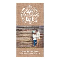 Save the Date (business card size) Idea | Hill-Sudduth Wedding ...