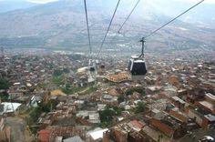 Medellín. La ciudad de la eterna primavera.(Colombia)