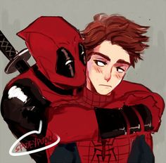 Read Thorki from the story Imagenes yaoi Marvel & DC by MuSeSipider with reads. Marvel Comics, Marvel Memes, Marvel Avengers, Deadpool X Spiderman, Deadpool Kawaii, Dead Pool, Lgbt, Tom Holland, Comic Character