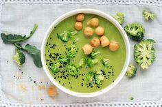 Zupa krem z brokułów i kalafiora | Blog kulinarny Zakochane w Zupach.pl : Blog Kulinarny, Przepisy na Zupy – Blog Zakochane W Zupach. Sprawdź!