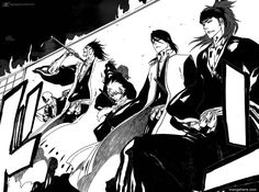 Bleach 460 Page 11 (Tha Squad is back)
