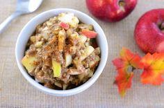 Apple Superfood Oatmeal