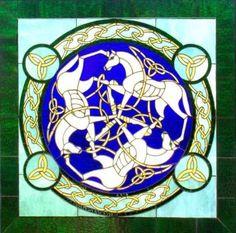 Mourning Doves in Dogwood by indeestudios on DeviantArt