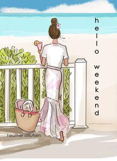 Hellllloooo weekend!
