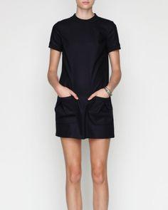 T-Shirt Dress  Thom Dolan