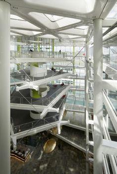 Unilever London Headquarters in London, UK by Kohn Pedersen Fox Associates