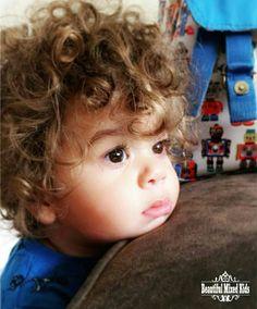Elijah Isaac - 18 Months • Jamaican & English ❤ FOLLOW @beautifulmixedkids on instagram