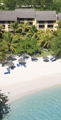 Seaview room at Paradis Hotel. Mauritius