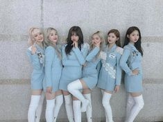 Kpop Girl Groups, Korean Girl Groups, Kpop Girls, Bts Jungkook, Fandom, Yuehua Entertainment, I Love Girls, Forever, Stage Outfits