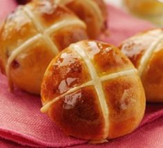 hot cross buns - look good!