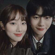 Ulzzang Kids, Ulzzang Korean Girl, Cute Korean Girl, Ulzzang Couple, Korean Couple, Best Couple, Teen Web, Korean Best Friends, Web Drama