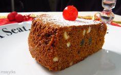 Maayeka - Authentic Indian Vegetarian Recipes: Eggless Fruit and Nut Cake