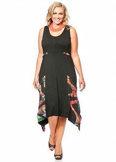 Plus Size Dresses Online | Dresses - Plus Size, Large Size Dresses for Australian Women - SHOT OF COURAGE DRESS - TS14