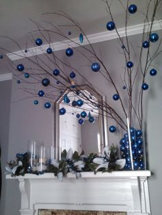 bastelideen weihnachten But if you truly want to stand out, wed suggest you go for a blue Christmas tree this year. weve gathered a list of blue Christmas tree decoration ideas Silver Christmas, Noel Christmas, All Things Christmas, Victorian Christmas, Vintage Christmas, Turquoise Christmas, Christmas Kitchen, Christmas Balls, Blue Christmas Tree Decorations