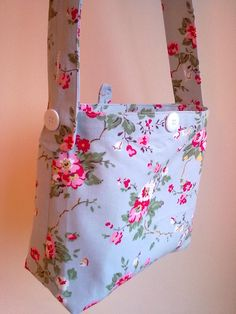 Cath Kidston - First Sewing machine project....