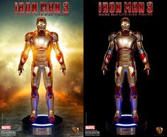 Life size Iron Man Collectible available for $8,500