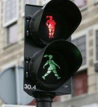 Amersfoort women traffic lights