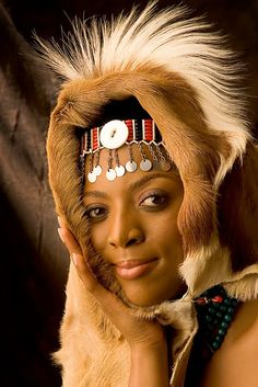 Princess Nandi of the Zulu nation (South Africa). Native Americans culture look… Mais Cultures Du Monde, World Cultures, African Culture, African American History, We Are The World, People Around The World, African Beauty, African Women, African Life