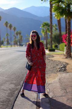 JOURlook: Palm Springs - Journelles