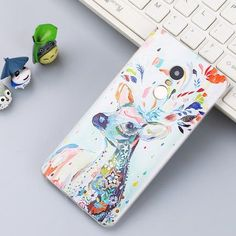 Xiaomi Redmi Note 4 Case For Xiaomi Redmi Note 4 Phone Case Silicone,5.5'' Cute Cover For Redmi Note 4 Soft Case Cover