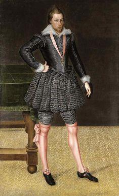 Кружева Reticella и punto di Aria на портретах Robert Peake. Я хочу вас познакомить с моими любимыми портретами в живописи английского художника Роберта Пика. Я…