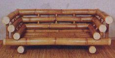 Resultado de imagen para bamboo sofa