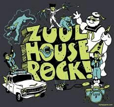 Zuul house rock Ghostbusters