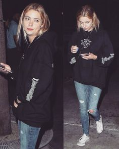 Ashley Benson And Tyler Blackburn, Ashley Benson Style, Edgy Outfits, Cute Outfits, Fashion Outfits, Hanna Marin, Hanna Pll, Pretty Little Liars, Type Of Pants
