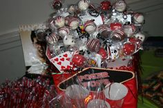 las vegas themed birthday party ideas - Google Search