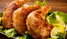Мариновани пилешки бутчета за мераклии - Рецепта. Как да приготвим Мариновани пилешки бутчета за мераклии. Пилешките бутчета се слагат в огнеу...
