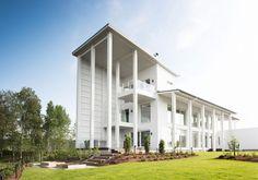 Marco Casagrande Designs a Luminous Home in Jyväskylä, Finland