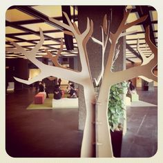 Cardboard Tree by mr lynch, via Flickr