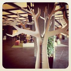 Cardboard Tree by mr lynch, via Flickr