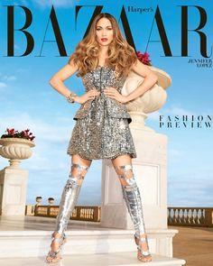 J.Lo for Harper's Bazaar
