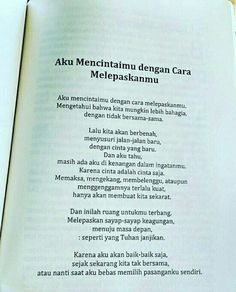 Quotes Rindu, Book Qoutes, World Quotes, Quotes From Novels, People Quotes, Daily Quotes, Best Quotes, Love Quotes, Motivational Quotes