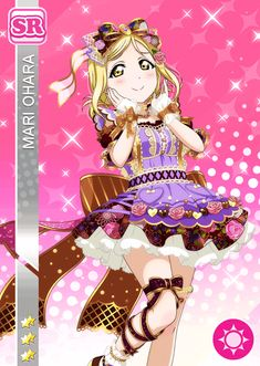 The Ultimate Resource For LoveLive! School Idol Festival players Browse & track your cards. Live Love, Love Is All, Love Live Nozomi, Chibi, Mari Ohara, Snow Fairy, 6th Anniversary, Good Smile, Cosplay