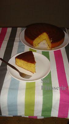 Gâteau au mais.