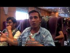 95 % jsou tady falešné uprchlici - přímá řeč uprchlíka na lodi