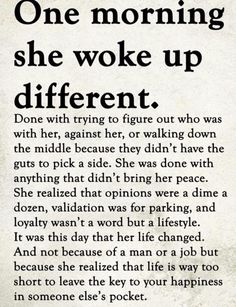 And realize who was loyal and used her friendship too!