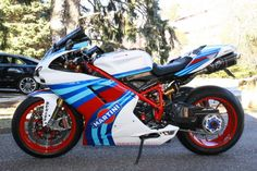 Ducati 1198 Martini « Samuxx Design